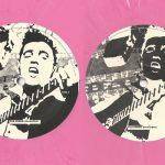 Elvis vs. 13 Cats – ремикс That's Alright Mama на розовом виниле