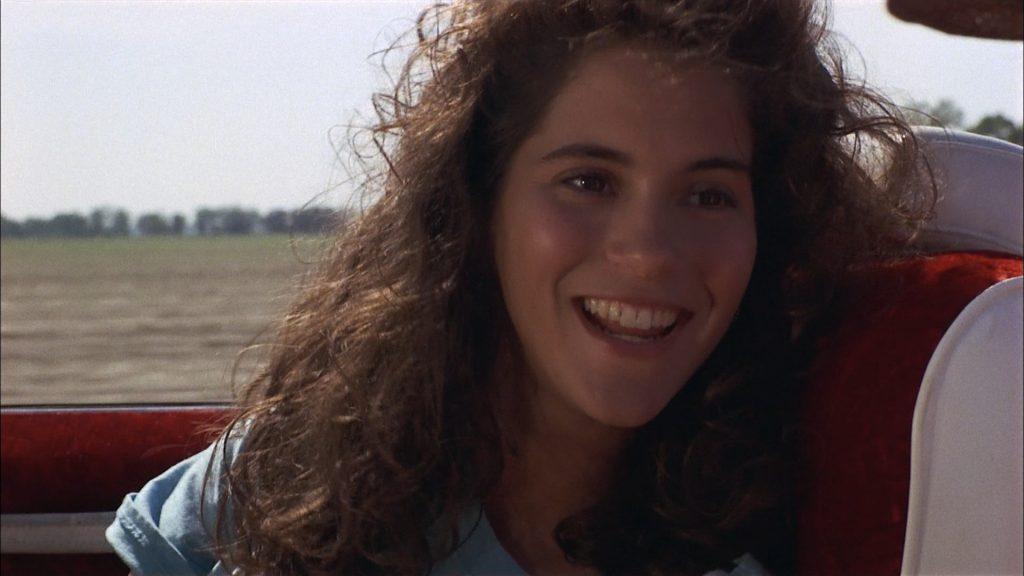 Френсис, Джейми Герц, Crossroads 1986