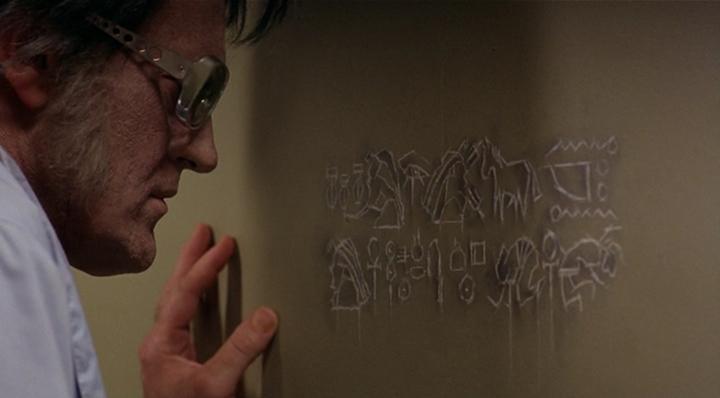 Bubba Ho-Tep, Элвис и иероглифы на стене, Бабба Хо-Теп