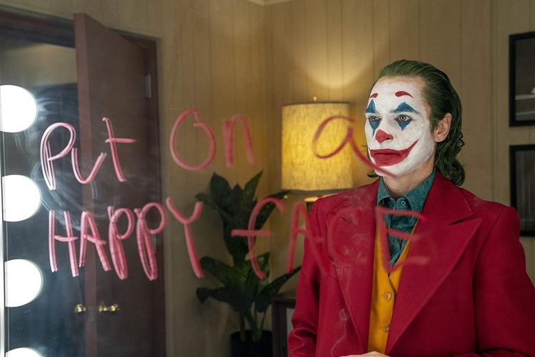 Примерь счастливое лицо, Джокер фильм