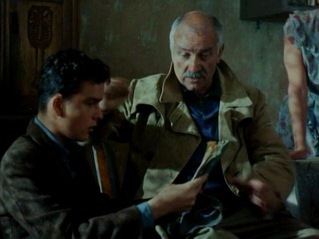 Балтазар Гетти, фильм Красная Жара, Red Hot 1993