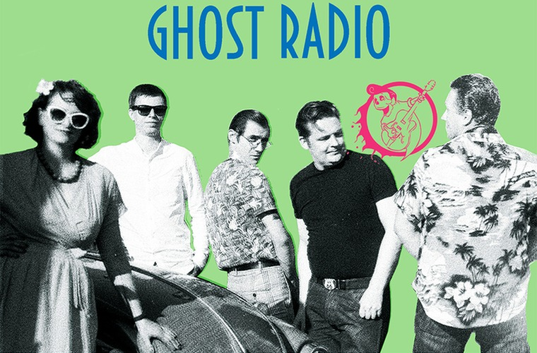 Ghost Radio, rockabilly band from Chelyabinsk, Urals