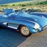 Пурпурные Людоеды: история трёх Chevrolet Corvette, часть 1
