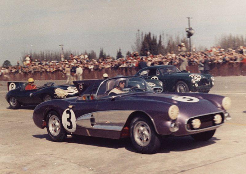 Первый Пурпурный Людоед на Себринге 58-ого года, второе фото.