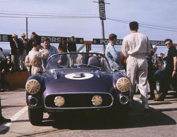 Первый Пурпурный Людоед на Себринге 58-ого года.