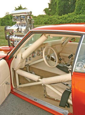 Pontiac GTO с двумя компрессорами, фото 04.