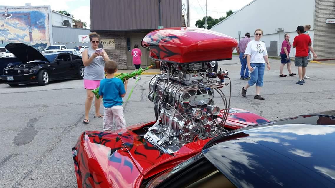 Chevrolet Corvette с двумя компрессорами, фото 03.