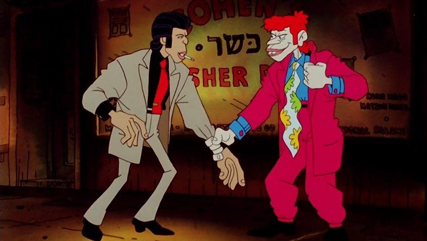 Винни и Шапиро, Hey Good Lookin' (1982)