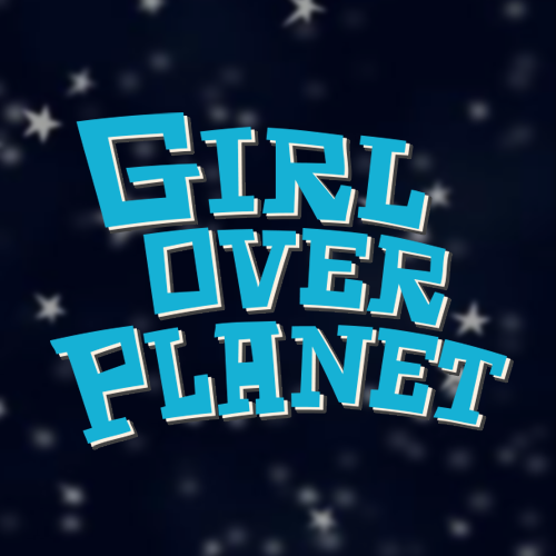 Girl Over Planet