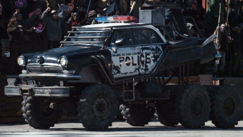 ГАЗ-21 на шасси от ЗИЛ-131, Смертельная Гонка 4