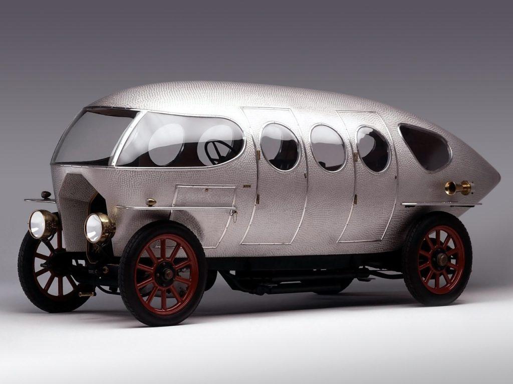 1914 Alfa Romeo 40/60 HP Aerodinamica.