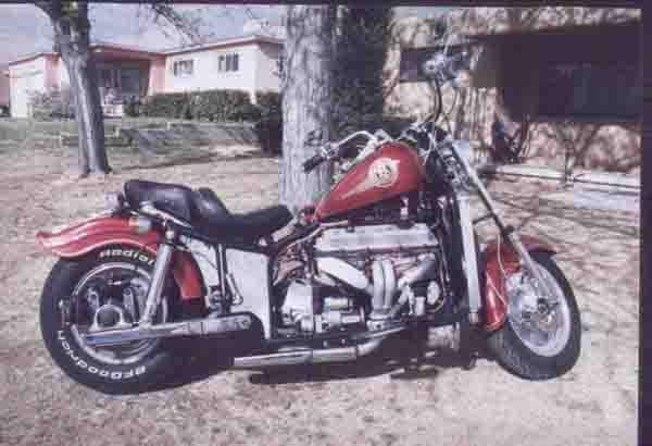 Кит-байк от Boss Hoss, фотография 3.