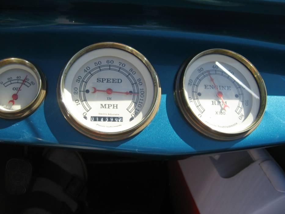 Хот-род Ford с двигателем V6 от Alfa Romeo, фото 6.