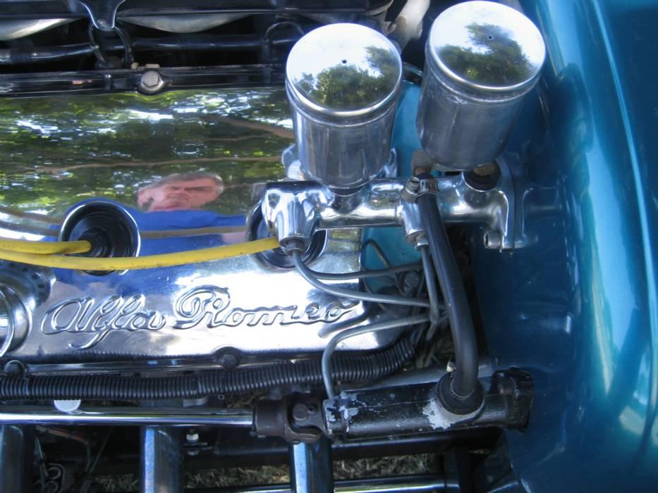 Хот-род Ford с двигателем V6 от Alfa Romeo, фото 7.