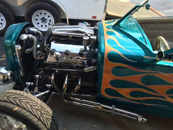Хот-род Ford с двигателем V6 от Alfa Romeo, фото 11.