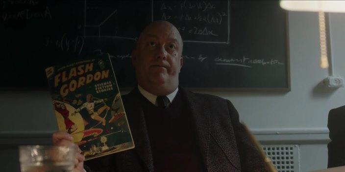 Проект Синяя Книга, кадр из сериала