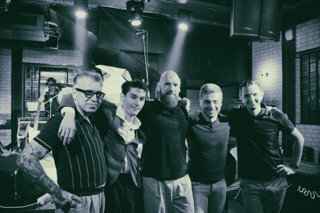 The Sparks Boys, рокабилли, рок-н-ролл, Москва