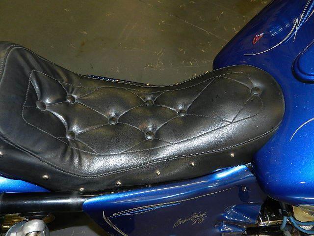 Первый мотоцикл Boss Hoss с двигателем V6, фотография 5.