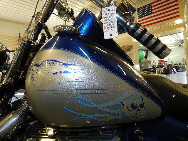 Первый мотоцикл Boss Hoss с двигателем V6, фотография 16.