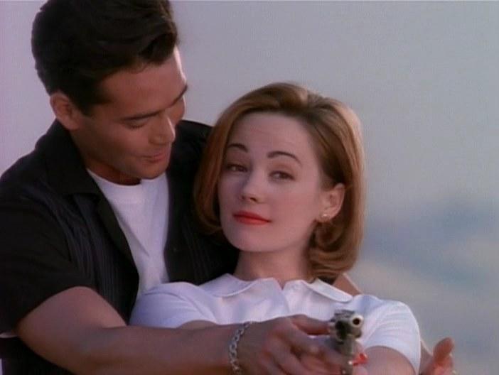 Девушка угонщика, 1994, кадр из фильма