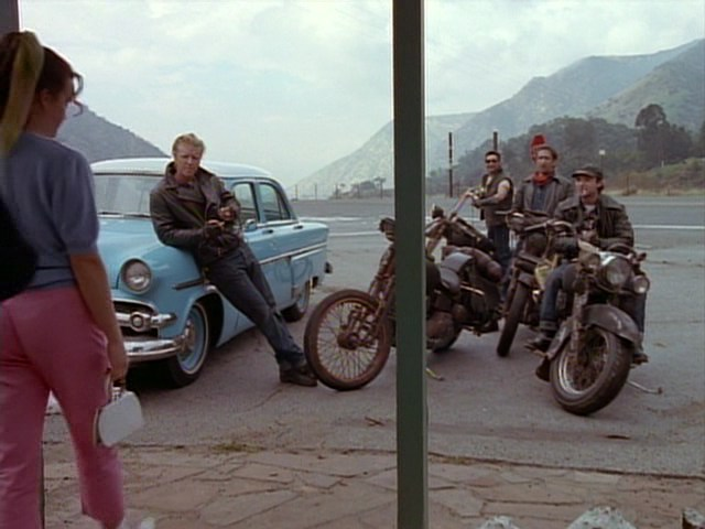 Motorcycle Gang 1994, Jake Busey