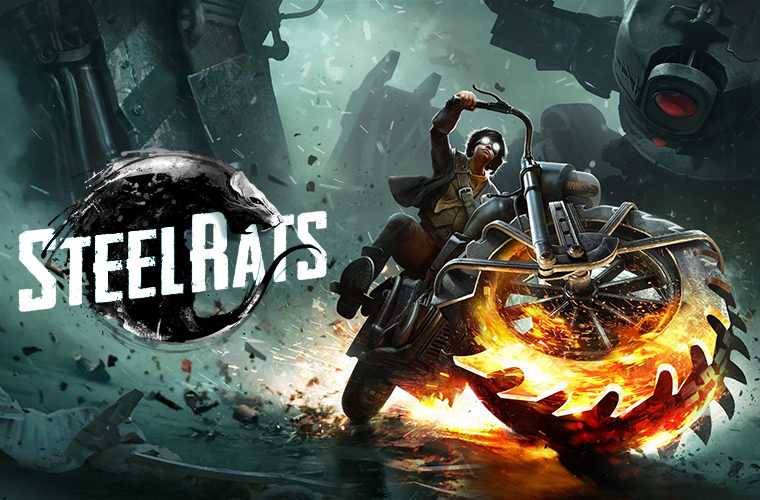Thumbnail for the article about Steel Rats game.