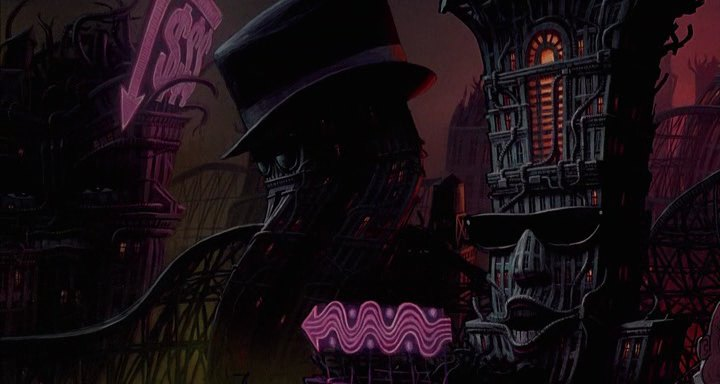 Cool World 1992, фон