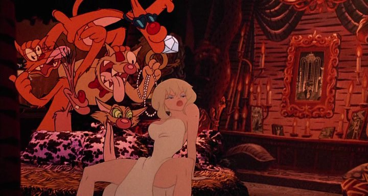 holli would, cool world, 1992
