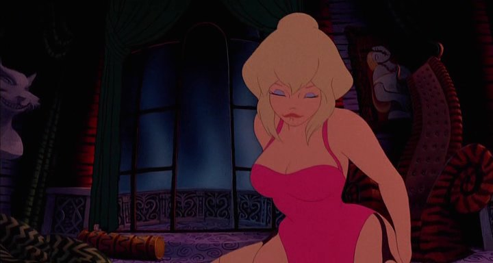Holli Would having sex, Cool World 1992