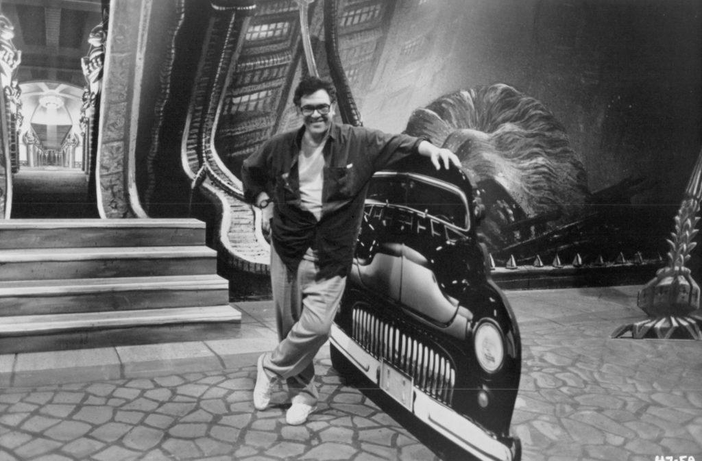 Ralph Bakshi directing Cool World