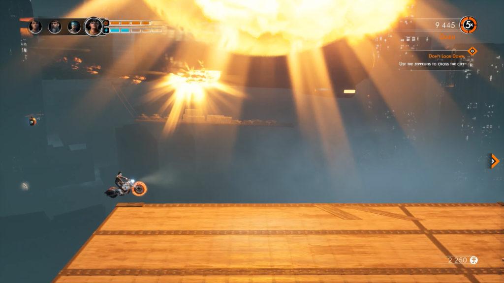 Steel Rats screenshot 4.
