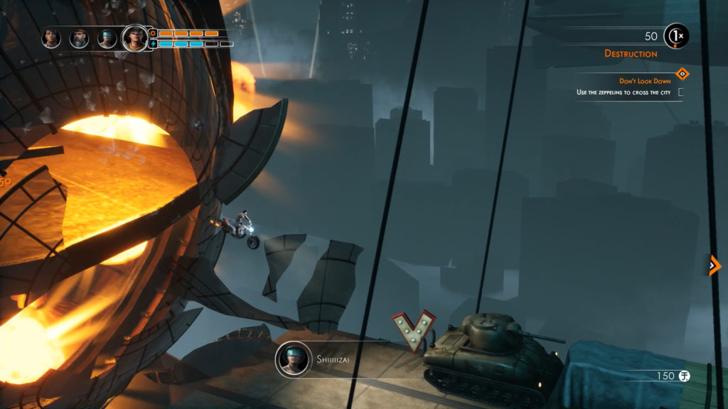 Steel Rats screenshot 6.