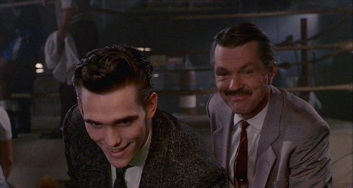 Фил Карпентер, Том Скерритт, фильм Чикаго Блюз, 1987