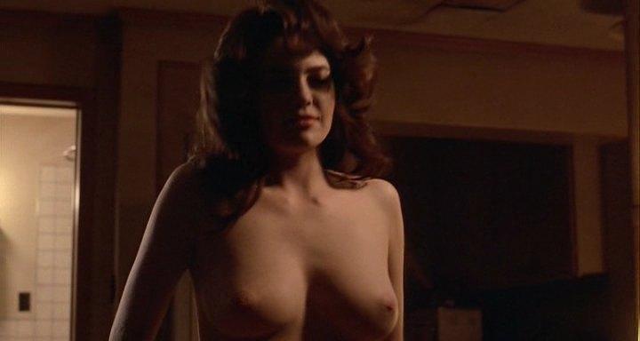 обнаженная Дайана Лэйн, фильм Чикаго Блюз, 1987