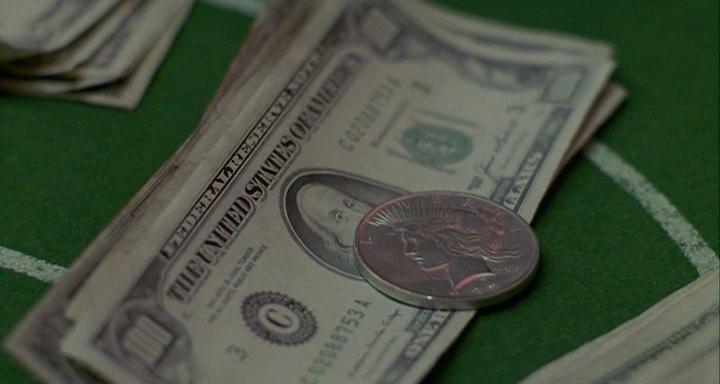 счастливый доллар, фильм Чикаго блюз 1987