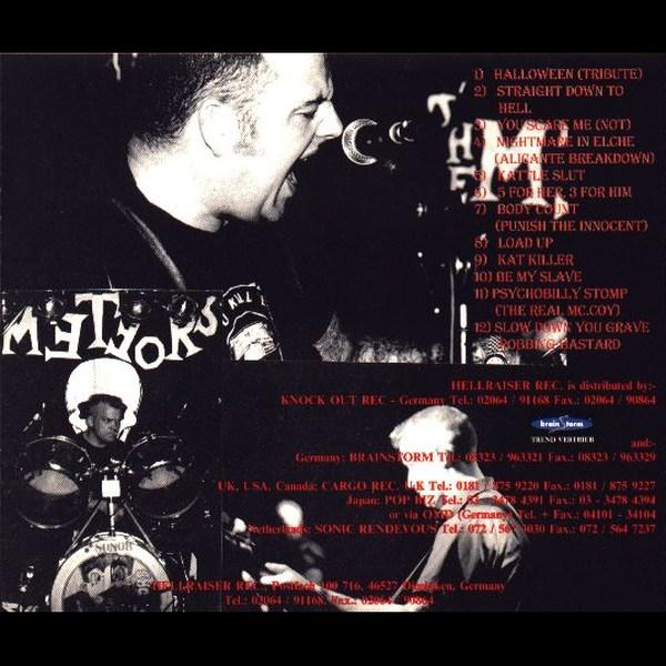 Bastard Sons Of A Rock'n'Roll Devil, back CD cover