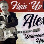 Alex & Diamond Hands – Flyin' Up (2020) – Бриллиантовая рука космонавтики