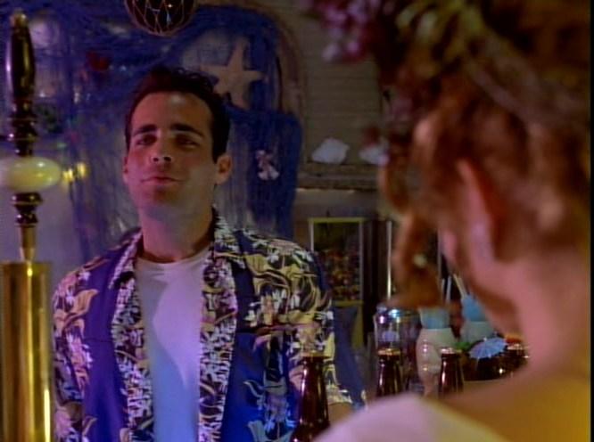 Брайан Блум в роли Морта, фильм Признания студентки 1994