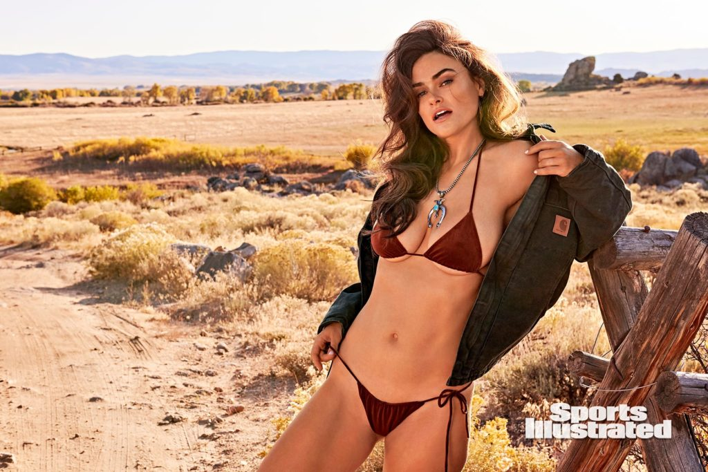 Myla Dalbesio, Country girl in Wyoming, 2020