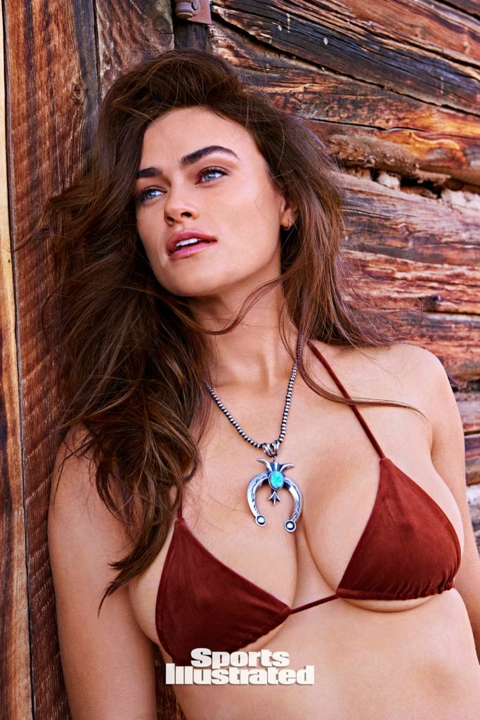 Myla Dalbesio, Cowgirl in Wyoming, 2020