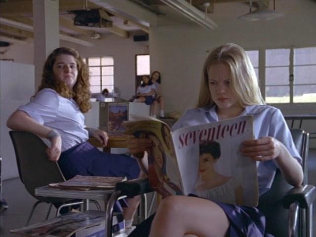 Девочка из исправительной колонии, 1994, фильм