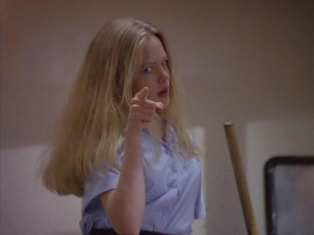Эйми Грэм, Девочка из исправительной колонии, 1994