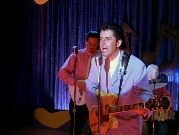 Эдди Кокрэн, Шейк Рэттл и Рок, 1994, кадр из фильма