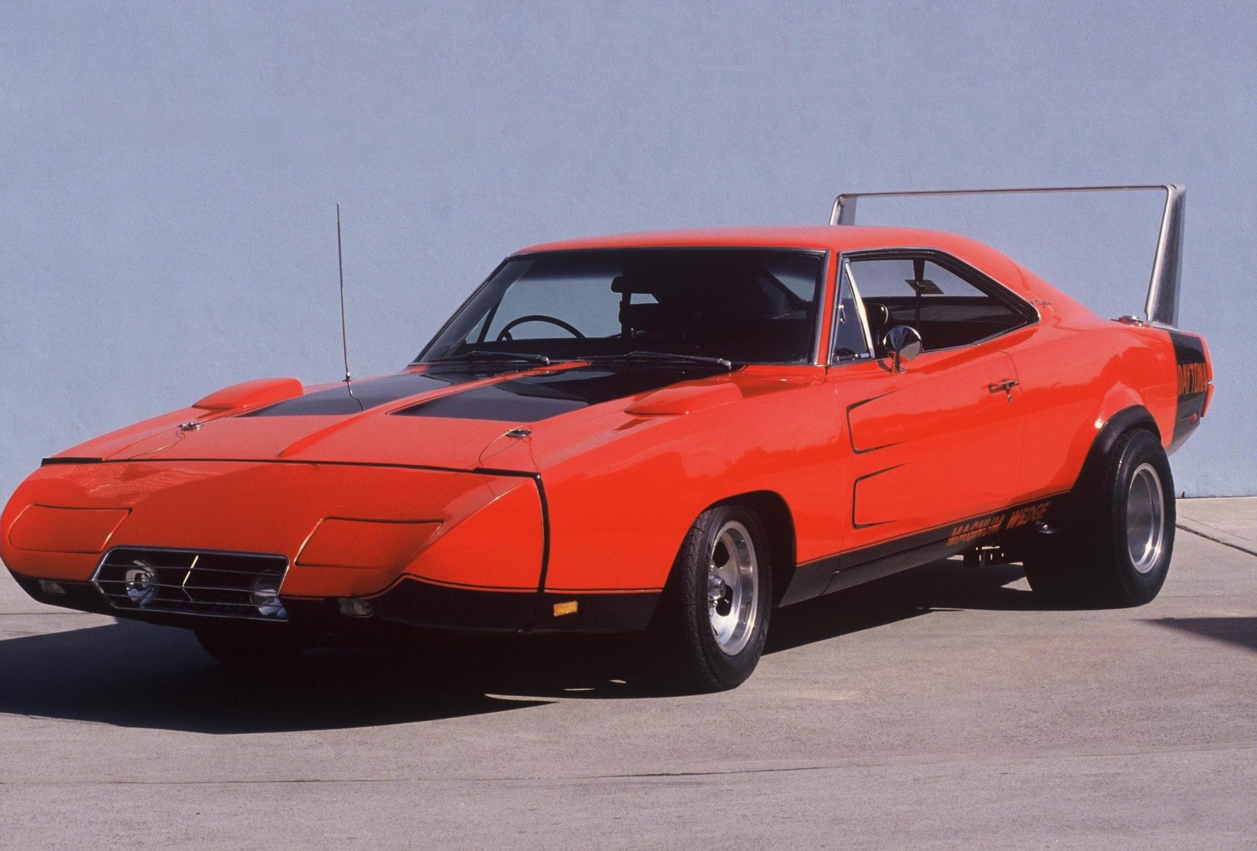 Dodge Charger Daytona street freak, photo 01.