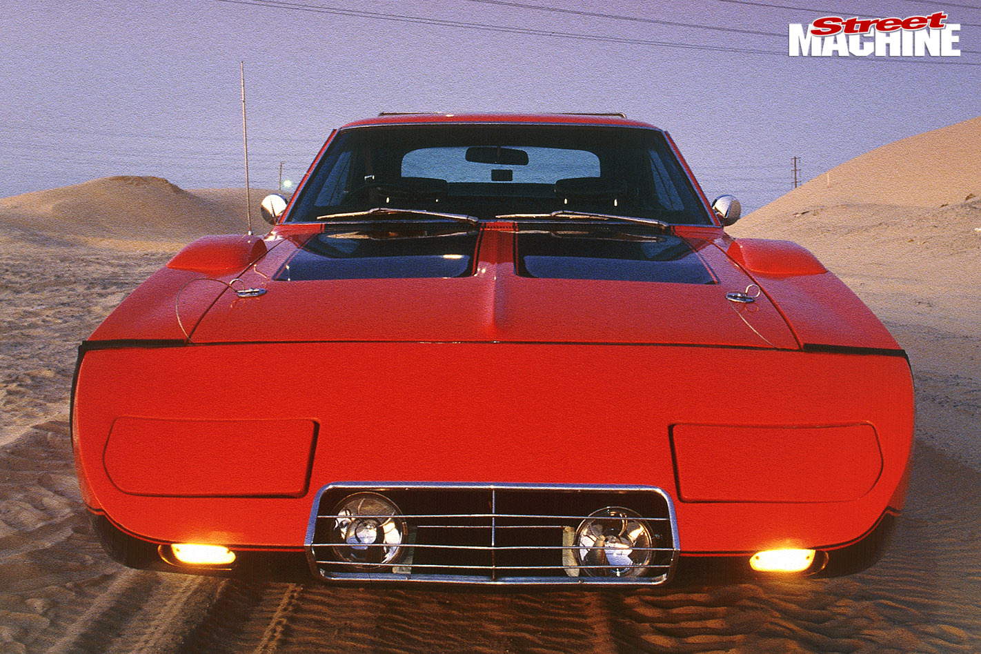 Dodge Charger Daytona street freak, photo 02.