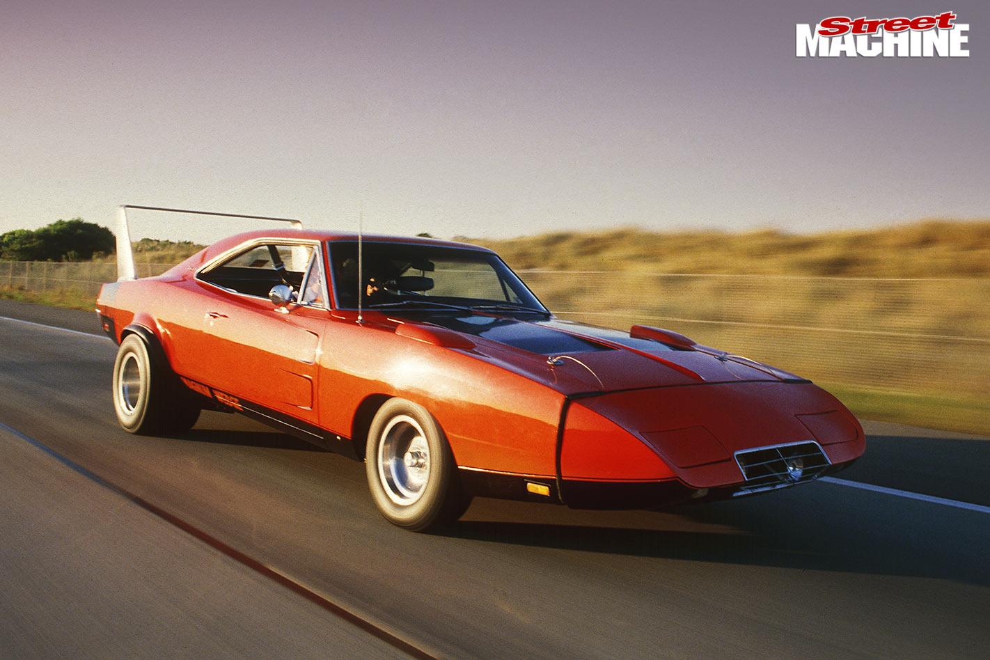 Dodge Charger Daytona street freak, photo 03.