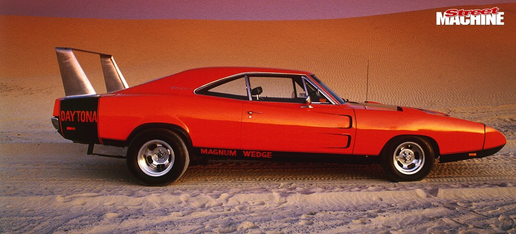Dodge Charger Daytona street freak, photo 04.