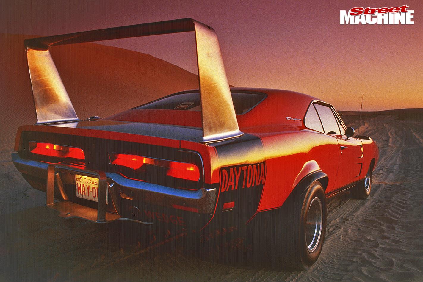 Dodge Charger Daytona street freak, photo 05.