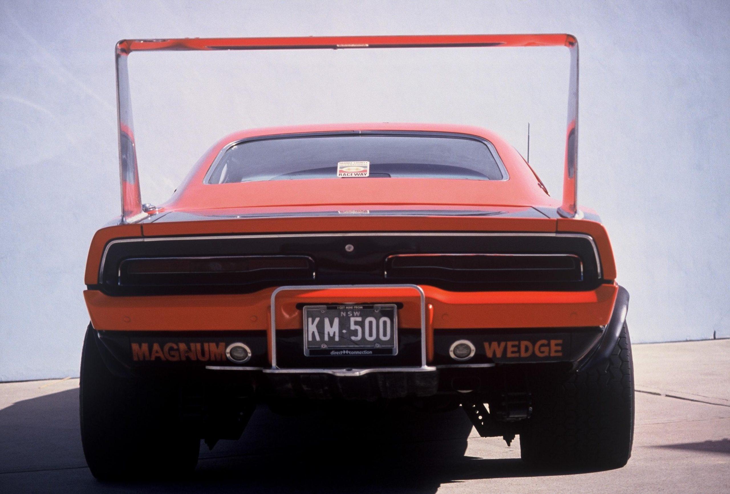 Dodge Charger Daytona street freak, photo 07.