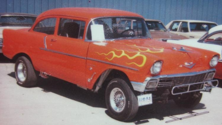 Street Freak Chevy, front.